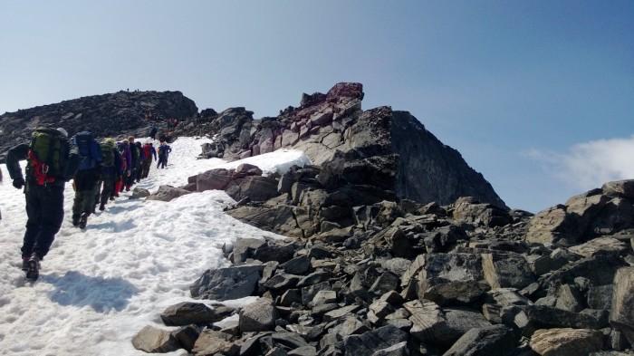 Mot toppen i Norge