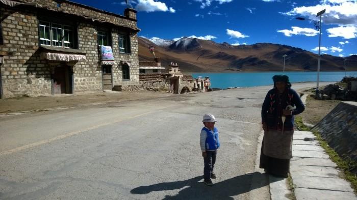 En vakker liten landsby vi kom innom fordi vi syklet feil