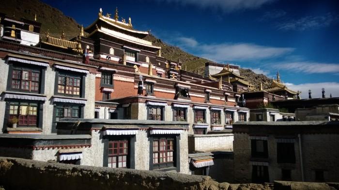 Tashilhunpo Kloster