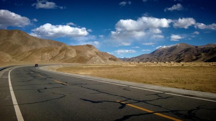 Mer ørken