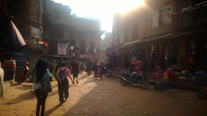 Bhaktapur by