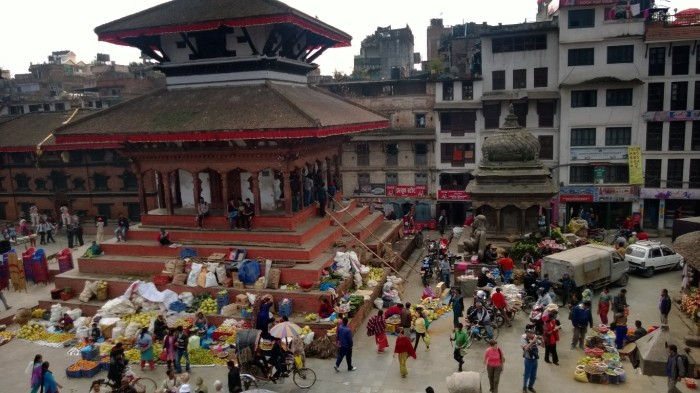 Kathmandu Darbur Square