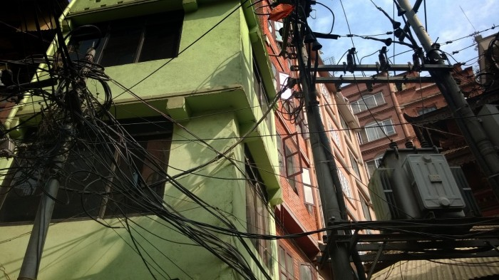 Detelektriske nettverk er basert på do it yourself!