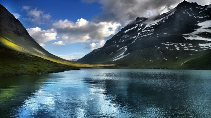 Storvatnet i Giklingdalen