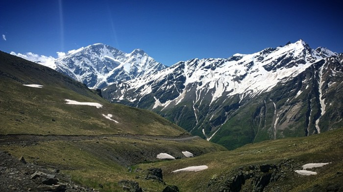 Kaukasus hovedrygg