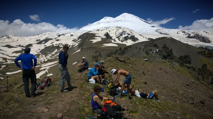 Observerting av Elbrus