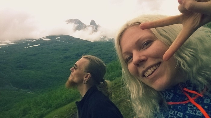 #fjellfie Omg ^___^