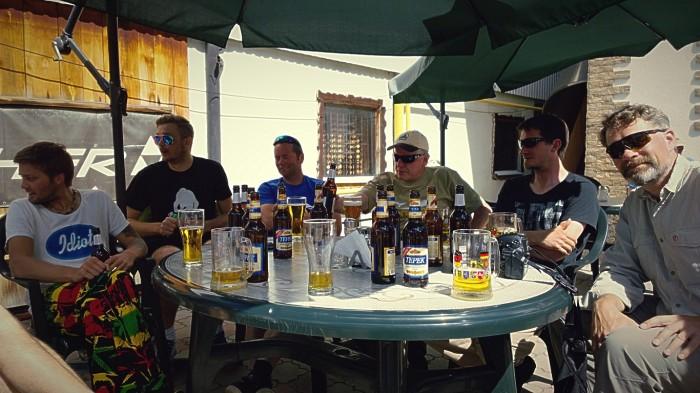 Velfortjent øl!