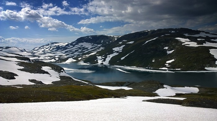 På vei mot Såtedalen