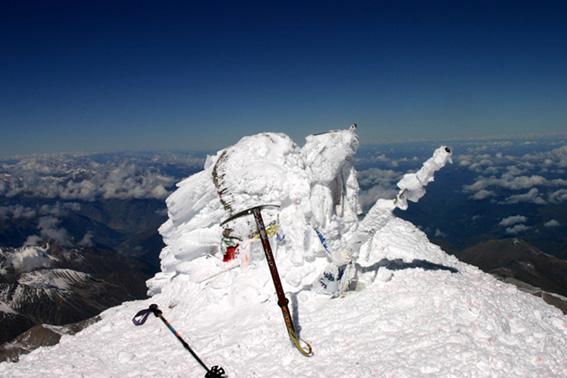 Toppen av Elbrus