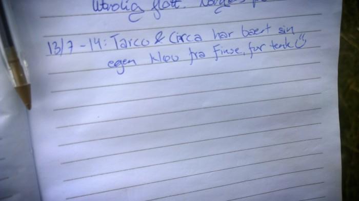 Tarco og Ca. var her *^___^*