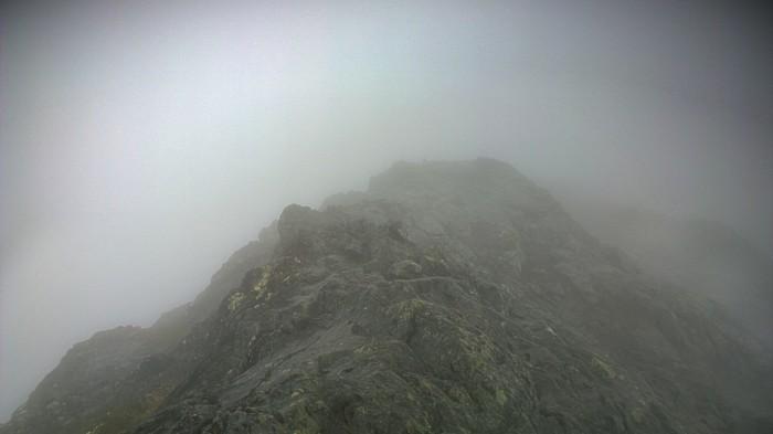 Så klatrer vi inn i skyene igjen