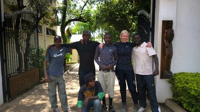 Og et kjempetakk til Ca'FRica for et ljempe crew som gjorde denne turen så minneverdig!