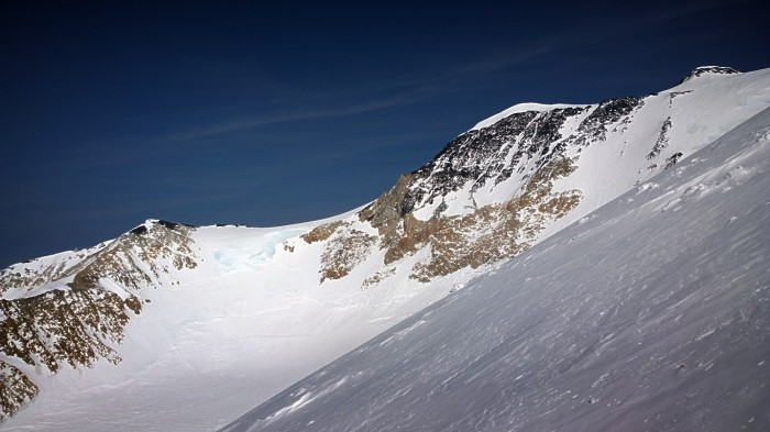 Denalis nest høyeste topp, nordtoppen